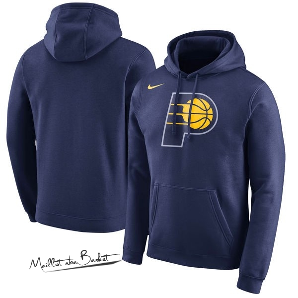 Hoodies NBA Indiana Pacers Bleu