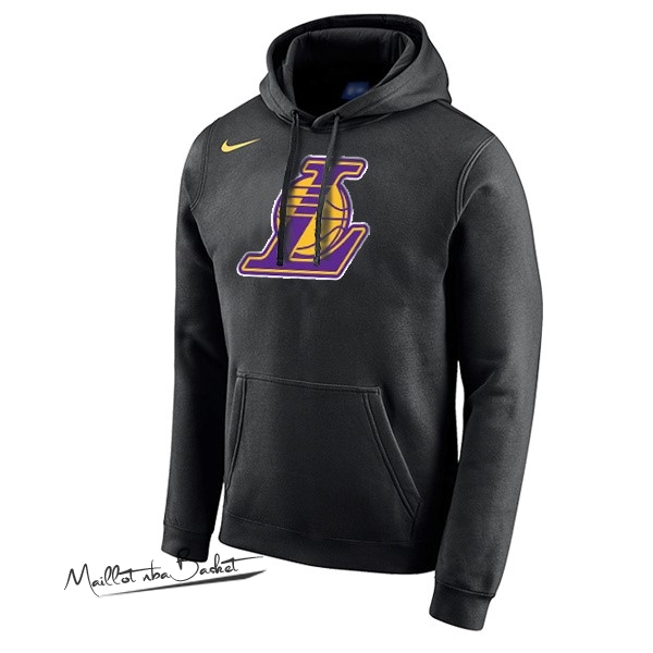 Hoodies NBA Los Angeles Lakers Nike Noir