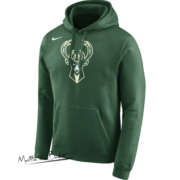 Hoodies NBA Milwaukee Bucks Nike Vert