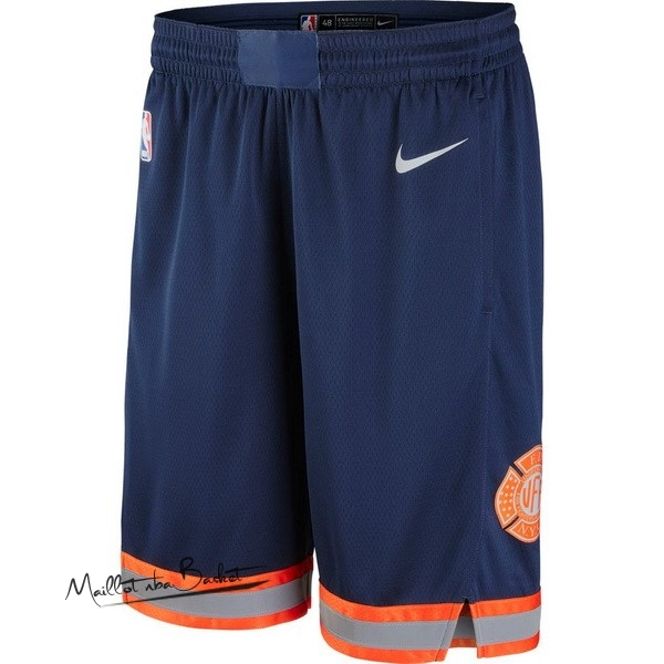 Short Basket New York Knicks Nike Marine