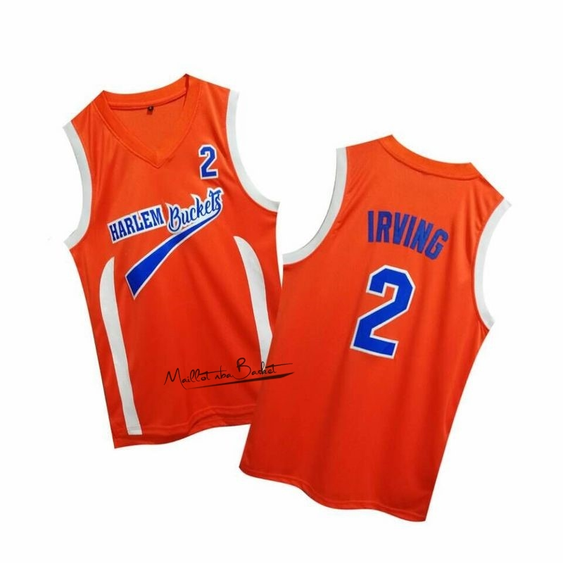 Maillot NBA Film Basket-Ball Uncle Drew NO.2 Irving Rouge