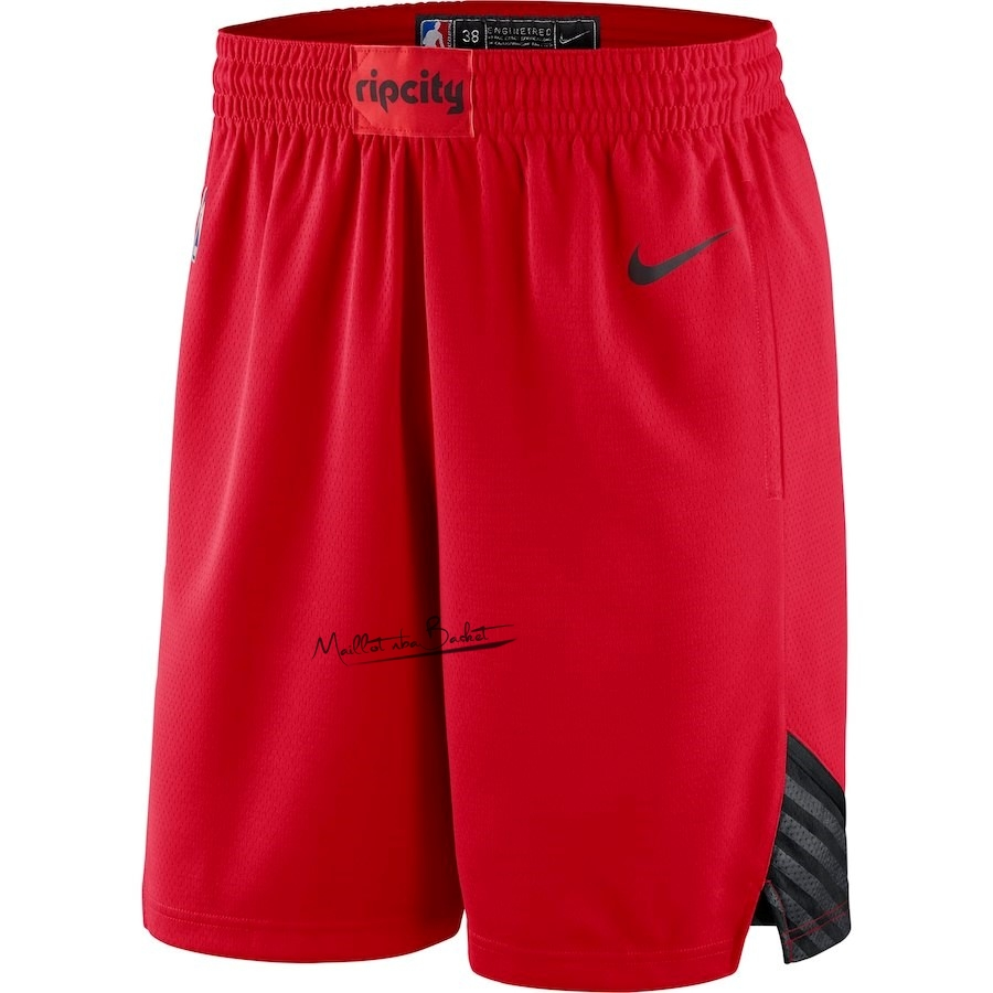 Short Basket Portland Trail Blazers Nike Rouge Statement 2018