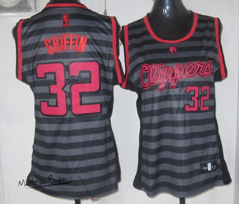 Maillot NBA Femme Groove Fashion NO.32 Blake Griffin