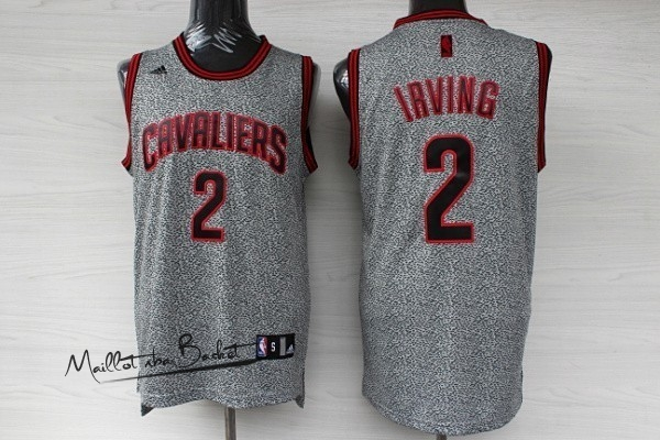 Maillot NBA 2013 Static Fashion Cleveland Cavaliers NO.2 Irving
