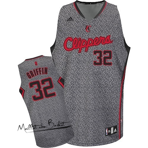 Maillot NBA 2013 Static Fashion Los Angeles Clippers NO.32 Blake Griffin
