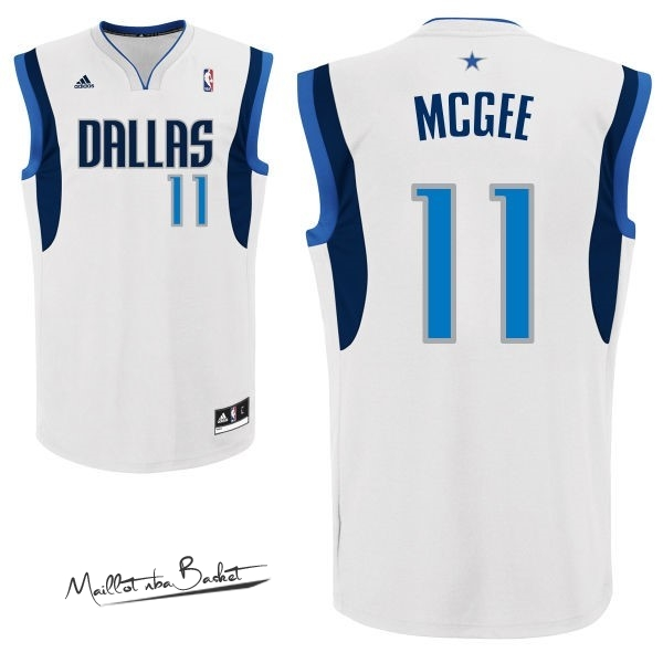 Maillot NBA Dallas Mavericks NO.11 Monta Ellis Blanc