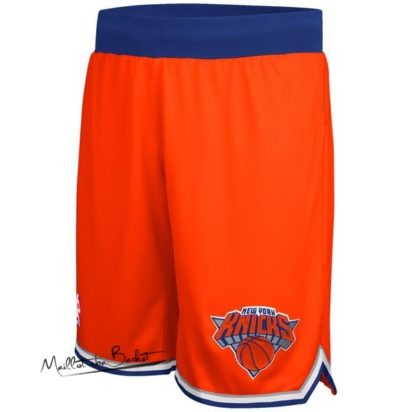 Short Basket New York Knicks Orange